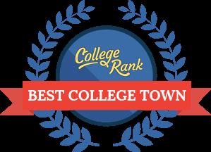 BEST COLLEGE TOWN
