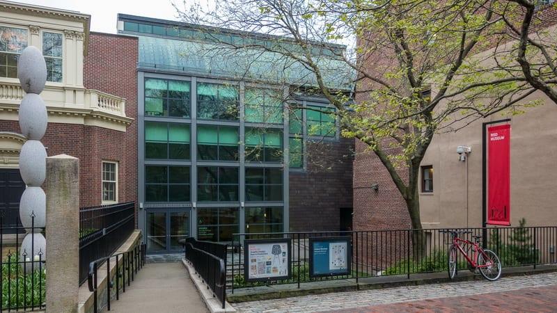 RISD Museum of Art Daphne Farago Wing