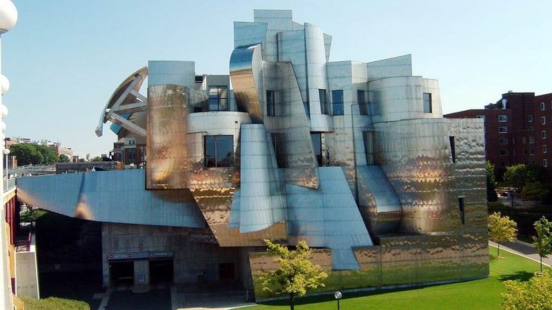 11 Weisman Art Museum