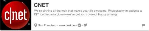 25 Best Pinterest Accounts CNET