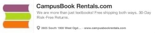 25 Best Pinterest Accounts College Book Rentals
