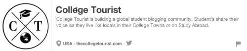 25 Best Pinterest Accounts College Tourist