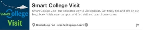 25 Best Pinterest Accounts Smart College Visit