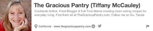 25 Best Pinterest Accounts The Gracious Pantry