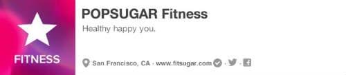 25 Best Pinterest Accounts to Follow POPSUGAR Fitness