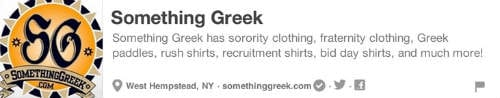 25 Best Pinterest Accounts to Follow Something Greek