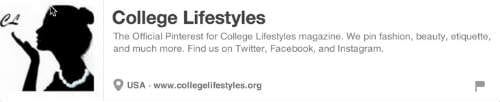 25 Pinterest Accounts to Follow College Lifestyles