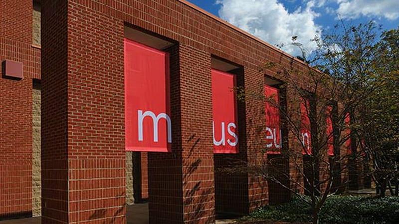 25 University of Mississippi Museum