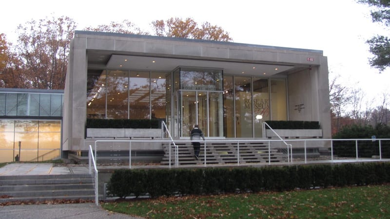 27 Brandeis University Rose Art Museum