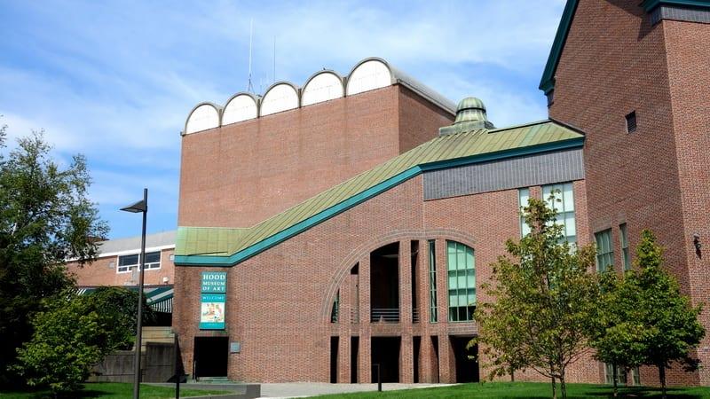 30 Dartmouth College Hood Museum of Art