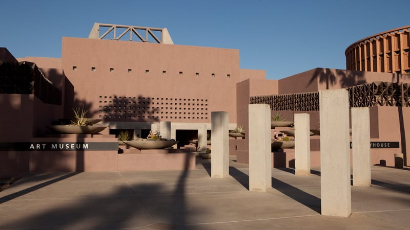 31 Arizona State University Art Museum