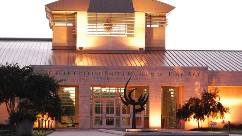 41 Jule Collins Smith Museum of Fine Art Auburn University