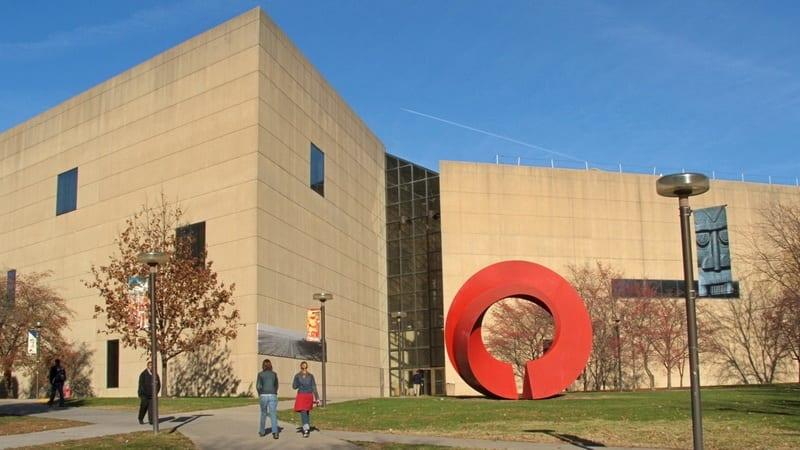 55 Indiana University Art Museum