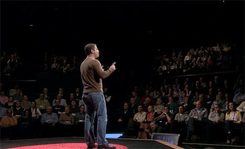 ted talks about college