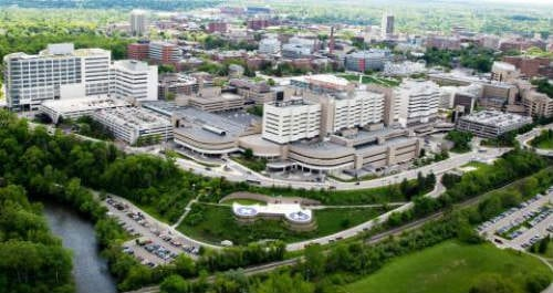 University Of Michigan Medical Center >> The 25 Best College Campus Hospitals College Rank