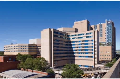 best university hospitals