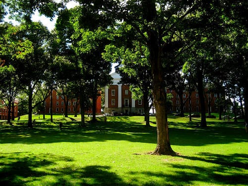 25 Best Colleges for Working Students Amherst College