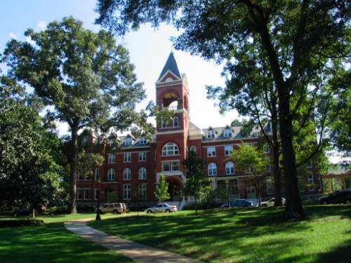 25 best Colleges for Working Students Agnes Scott College