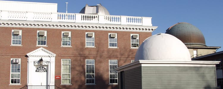 Harvard Smithsonian Center for Astrophysics