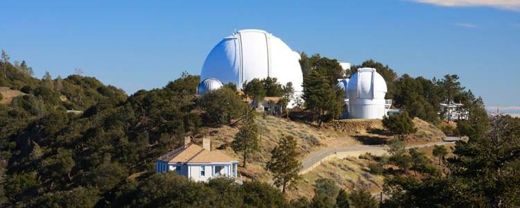 Lick Observatory Santa Cruz California
