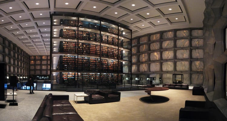50-amazing-librariesbeinecke-rare-books-yale-univ