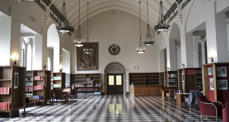 The 50 Most Amazing College Libraries - College Rank