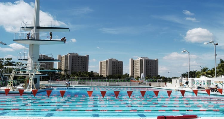 The 30 Best College Pools College Rank