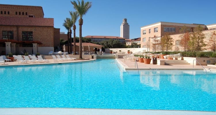 The 30 Best College Pools - College Rank
