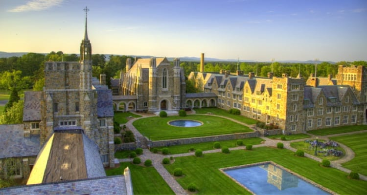 Best-college-quads-Berry College