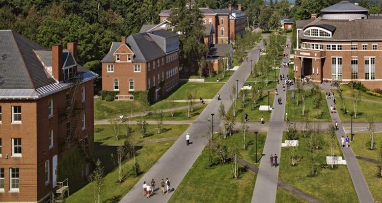 best-college-quads-Bates College