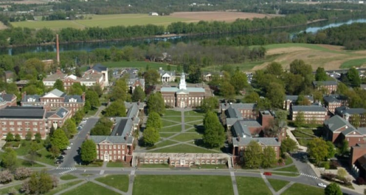 best-college-quads-Bucknell University