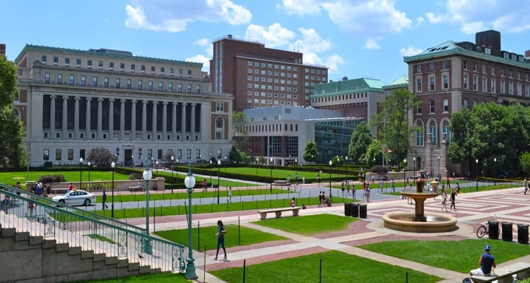 best-college-quads-Columbia University