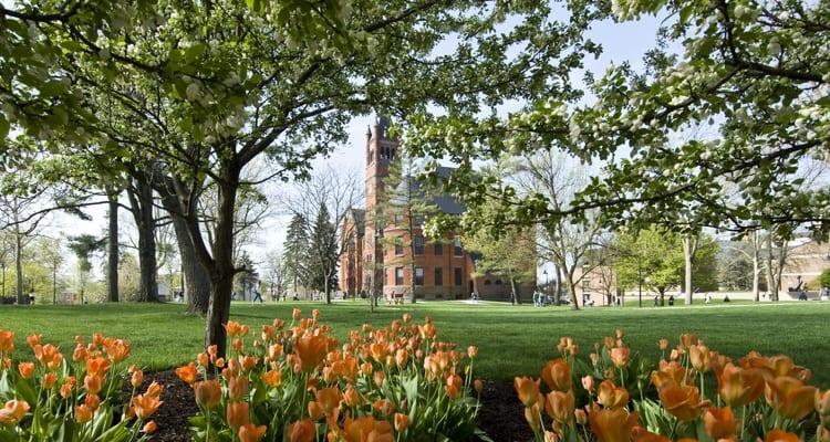 best-college-quads-Gettysburg College