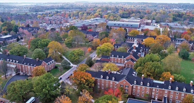 best-college-quads-Miami Univerity of Ohio