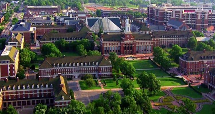 best-college-quads-Oklahoma State University