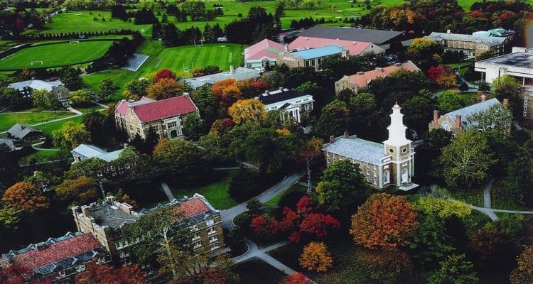 票選全美國最美的大學校園前50名, 看看你的學校有沒有在裡面!
