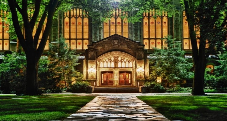 The 50 Most Beautiful Campus Quads College Rank