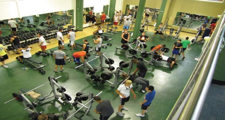 The 35 Most Luxurious Student Recreation Centers