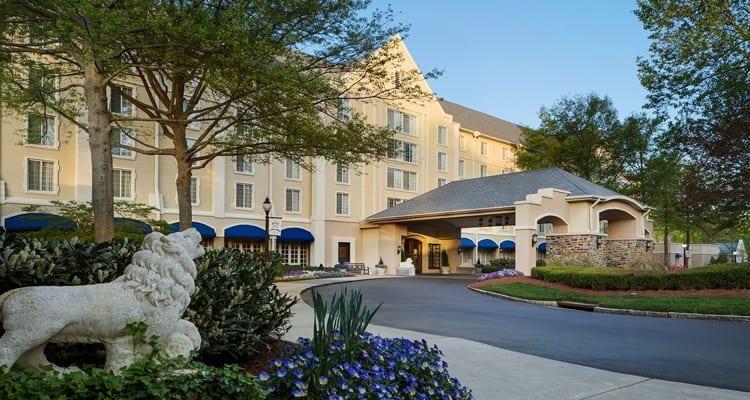 Washington Duke Inn