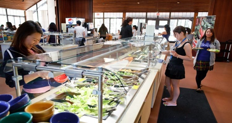 The 50 best college dining experiences college rank mills college ccuart Gallery