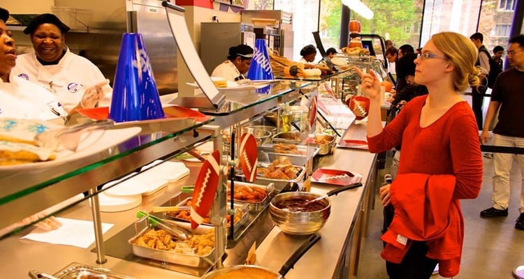 The 50 Best College Dining Experiences - College Rank