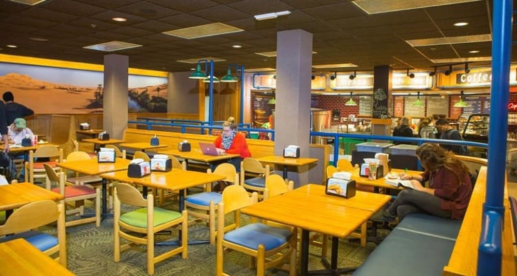 best college dining halls 04032016 the 15 best colleges for dining hall food students are able to hit up any dining hall on the 5 college they cut down overuse in the dining halls by.