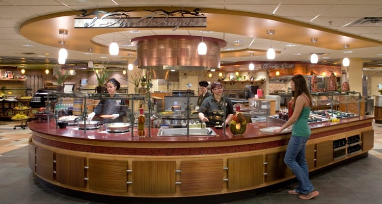 The 50 Best College Dining Experiences College Rank
