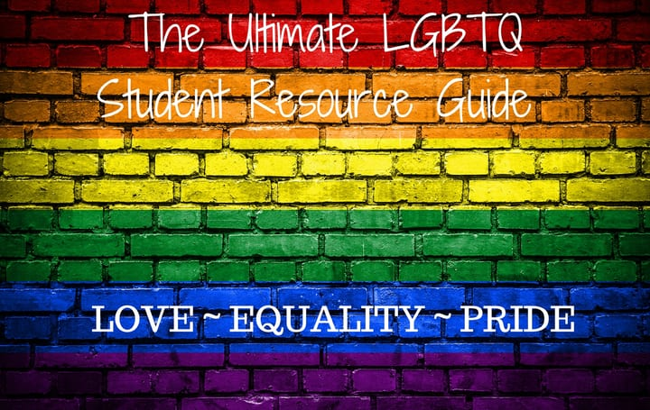 Lgbtq Resource Guide For College Students College Rank
