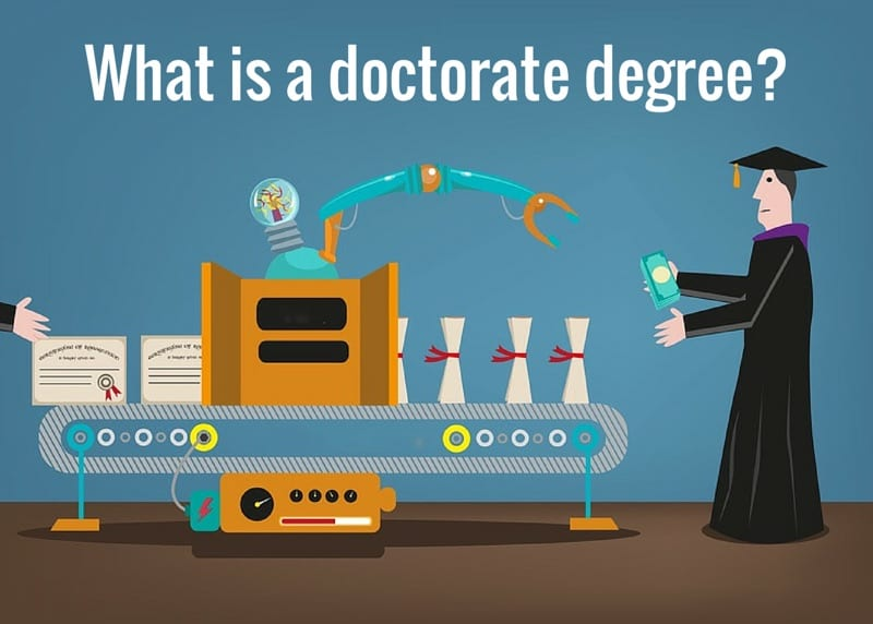 How long is a doctor degree