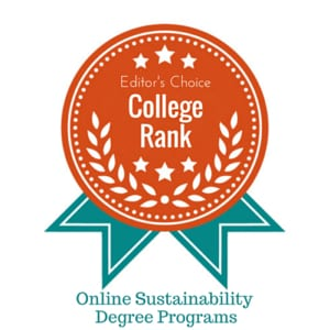 online masters in sustainability