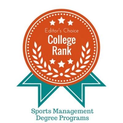 top 10 sports management programs