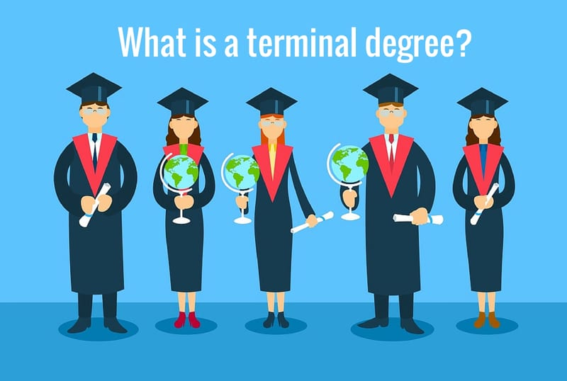 terminal degree meaning