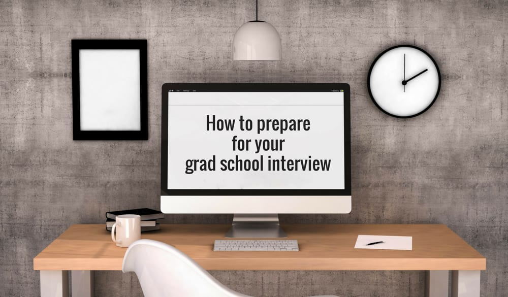 How To Prepare For Your Graduate School Interview College Rank