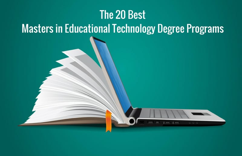 The 20 Best Masters In Educational Technology College Rank